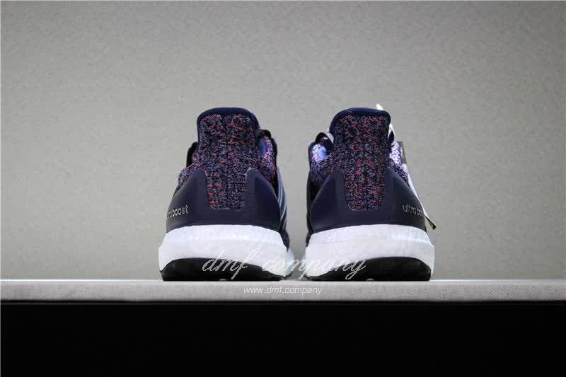 Adidas Ultra Boost 4.0  Men/Women Dark Blue 5