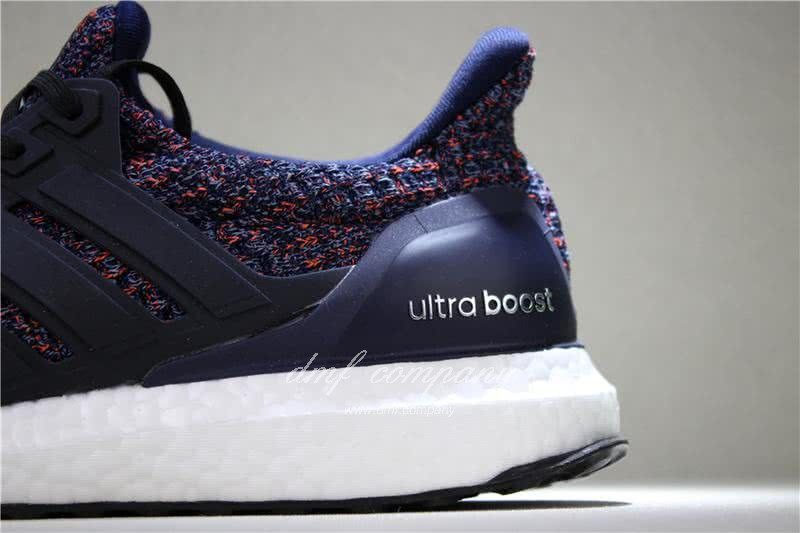 Adidas Ultra Boost 4.0  Men/Women Dark Blue 6