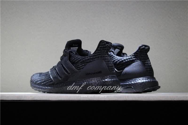 Adidas Ultra Boost 4.0  Men/Women All Black 5