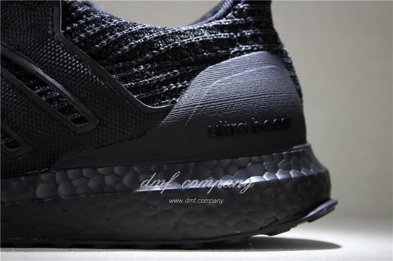 Adidas Ultra Boost 4.0  Men/Women All Black 7
