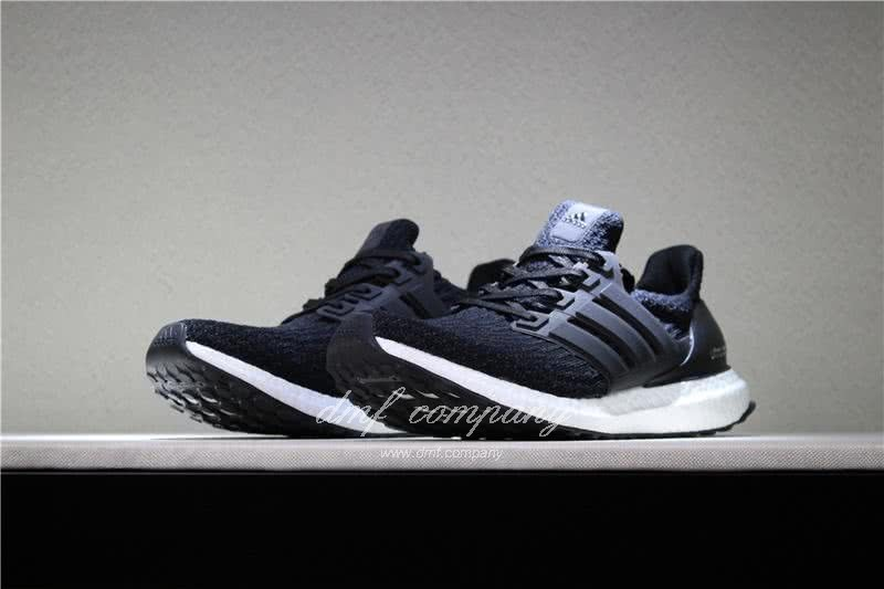 Adidas Ultra Boost 4.0  Men/Women Black 2