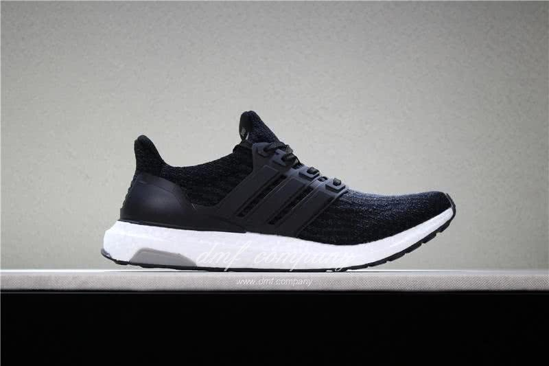 Adidas Ultra Boost 4.0  Men/Women Black 3