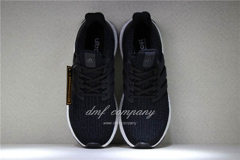 Adidas Ultra Boost 4.0  Men/Women Black 6