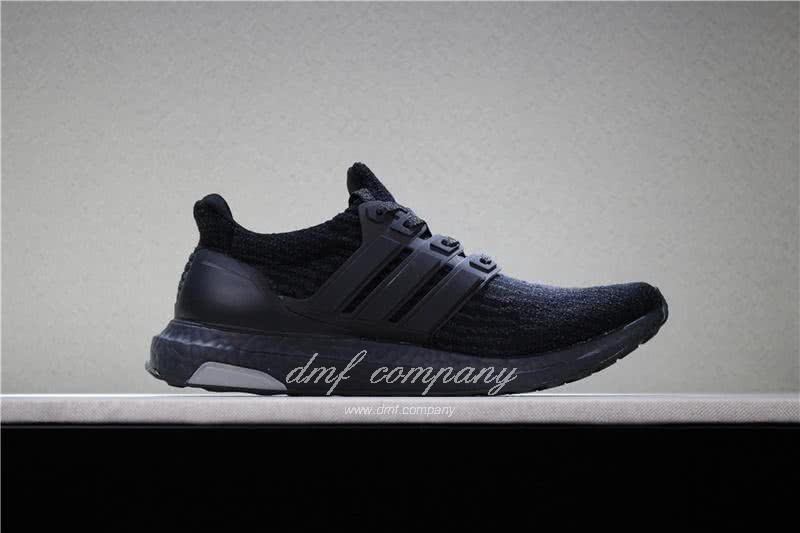 Adidas Ultra Boost 4.0  Men/Women ALL BLACK 3