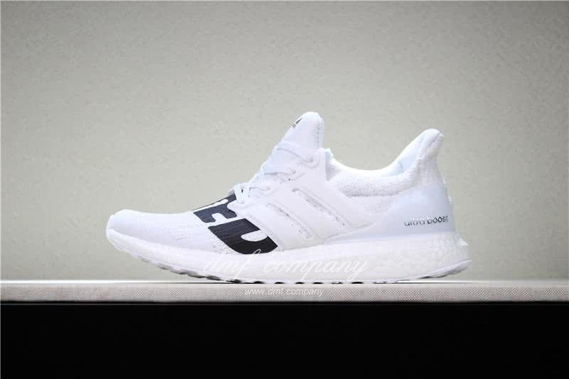 UNDFTD X Adidas Ultra Boost 4.0 Men Women  White 1