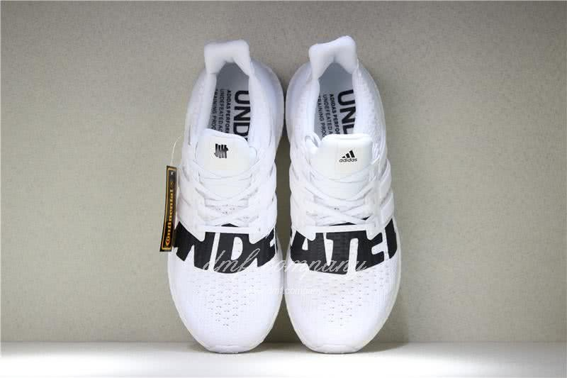 UNDFTD X Adidas Ultra Boost 4.0 Men Women White Shoes 7
