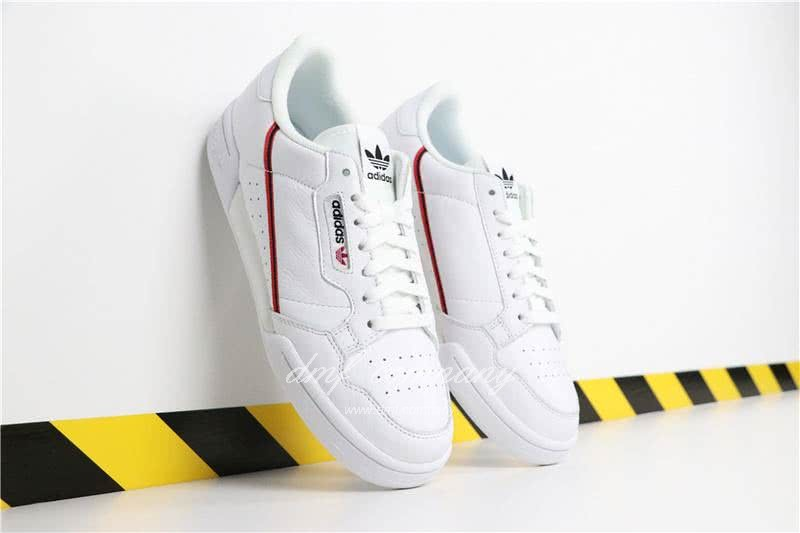 Adidas Rascal Men/Women WHITE 2