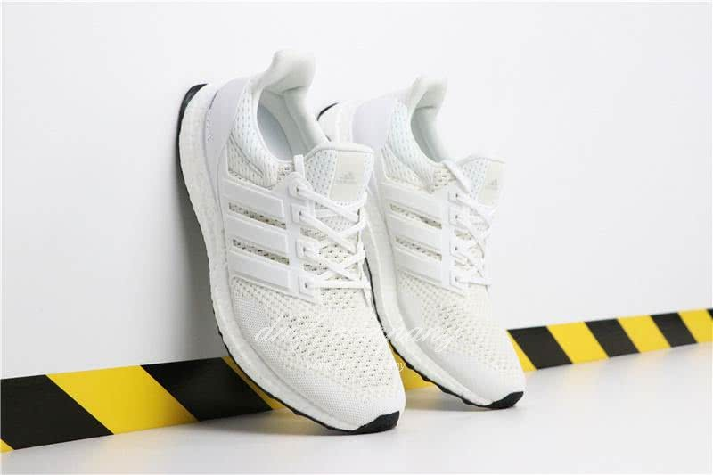 Adidas Ultra Boost 1.0 Men White Shoes 1