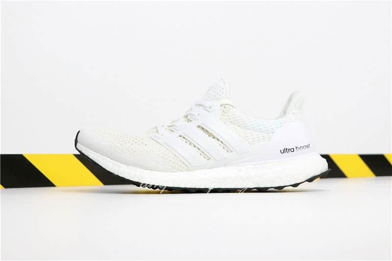 Adidas Ultra Boost 1.0 Men White Shoes 3