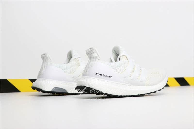 Adidas Ultra Boost 1.0 Men White Shoes 5