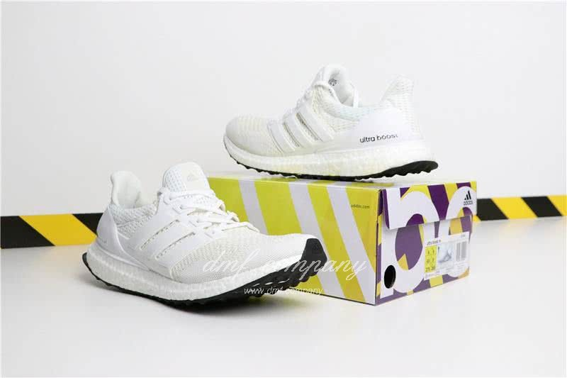 Adidas Ultra Boost 1.0 Men White Shoes 8