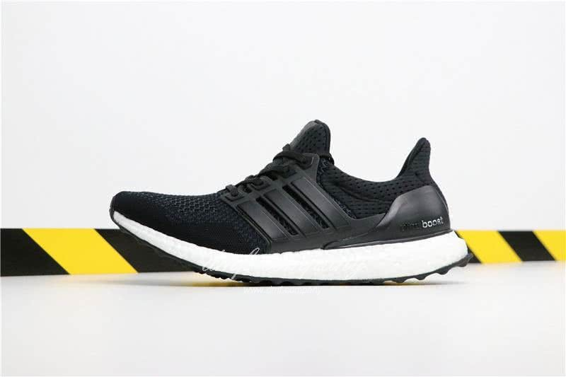 Adidas Ultra Boost 1.0 Men Black Shoes  2