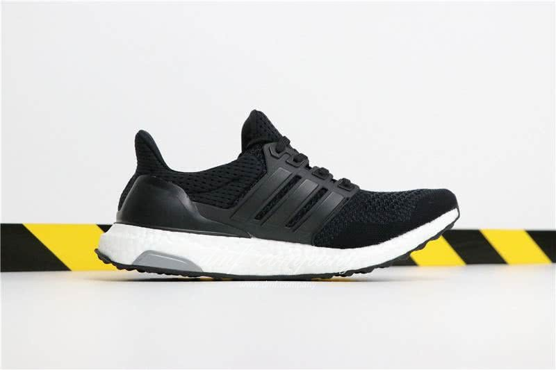Adidas Ultra Boost 1.0 Men Black Shoes  3
