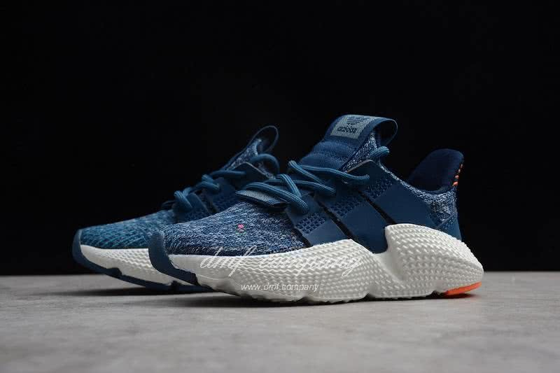 Adidas Prophere Undftd Kids Shoes Blue/White 2