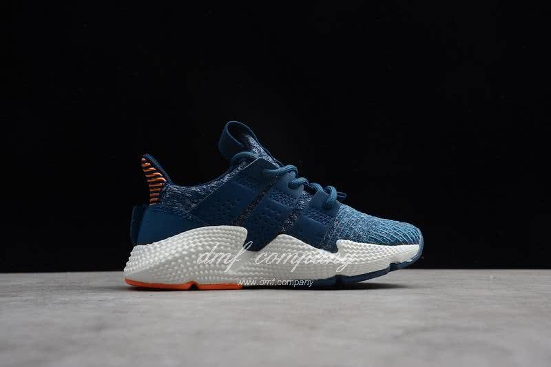 Adidas Prophere Undftd Kids Shoes Blue/White 3
