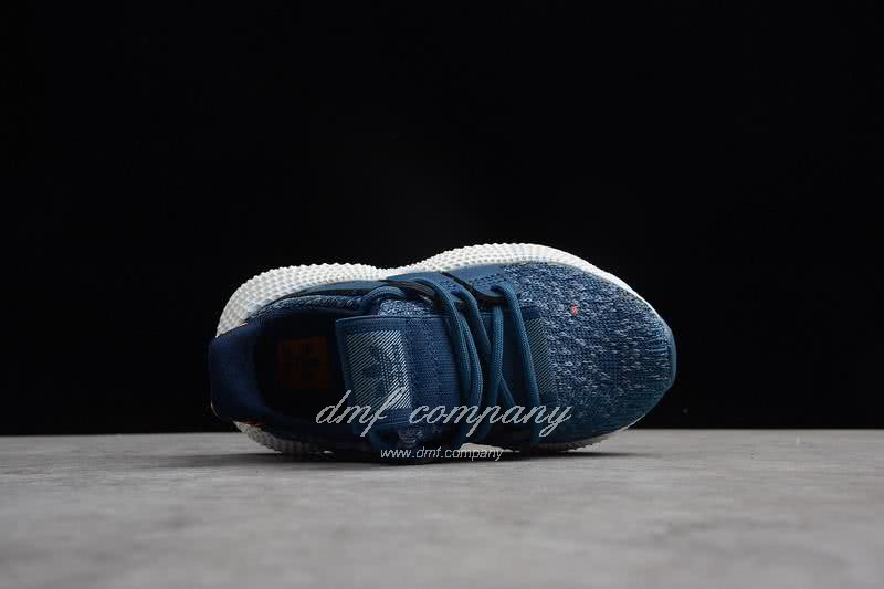Adidas Prophere Undftd Kids Shoes Blue/White 4