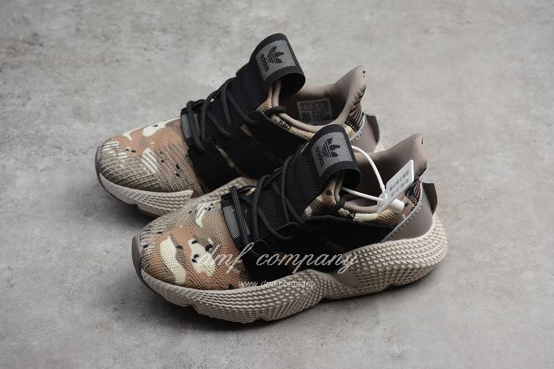 Adidas Prophere Undftd Kids Shoes Black/White 7