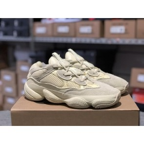 Adidas Yeezy 500 Supermoon Grey And Light Yellow Men And Women